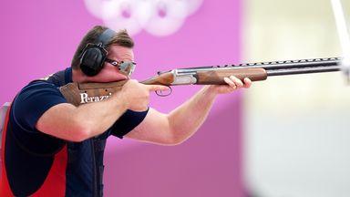 GB shooter wins trap bronze