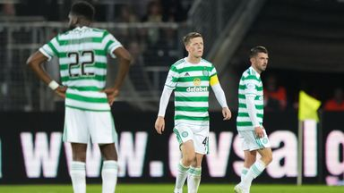 'Celtic haven't prepared for this season'