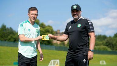 'Honoured' McGregor named Celtic captain