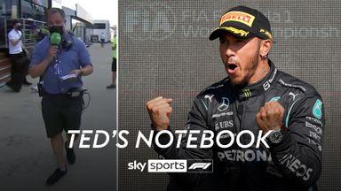 Ted's Notebook: British GP