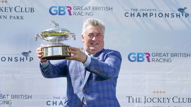 Paul Nicholls on stable stars after Chepstow treble
