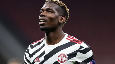Pogba future to determine any further Man Utd signings