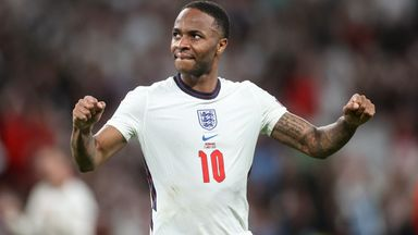 Sterling wants to make history with England