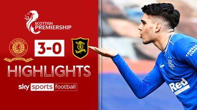 Rangers 3-0 Livingston