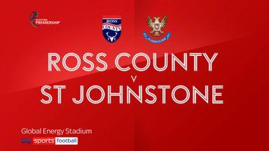 Ross County 0-0 St Johnstone