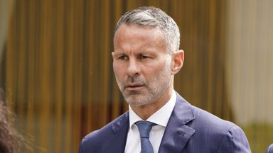 'No talks over Giggs stepping down as Wales boss'