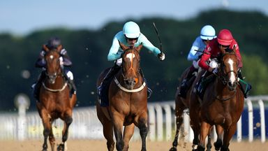 Mulrennan: These colours must be lucky