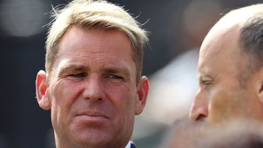 Warne excited by London Spirit group