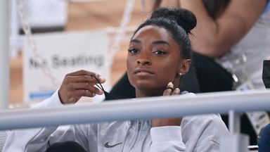 'Biles should be given necessary help'