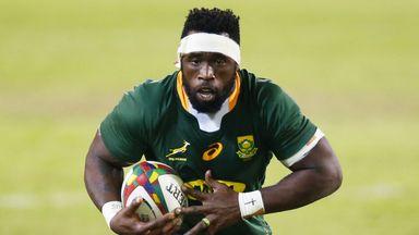 Boks captain Kolisi to start first Lions Test