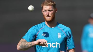 Stokes back in the nets