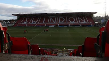 'I want the fans to be proud of Swindon'