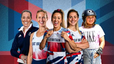 Team GB can 'inspire young women and girls'
