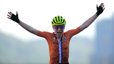 Road race drama as silver mistaken for gold!