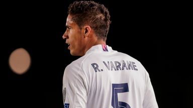 'Varane will need time to adapt to PL'