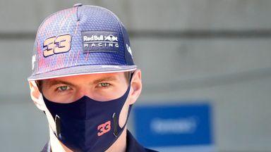 Verstappen: Hamilton was disrespectful