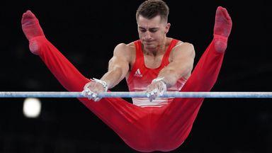 GB gymnasts ready to shine