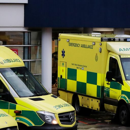 NHS waiting lists are at record levels - how busy are hospitals in your area?