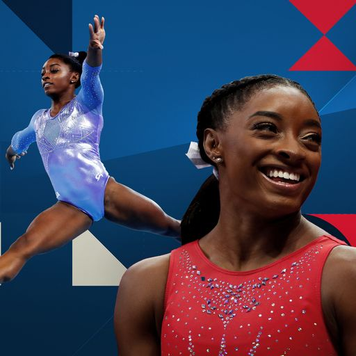 How Simone Biles overcame childhood hunger and sexual abuse to become world's greatest