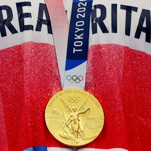 Where do Team GB medal winners come from?