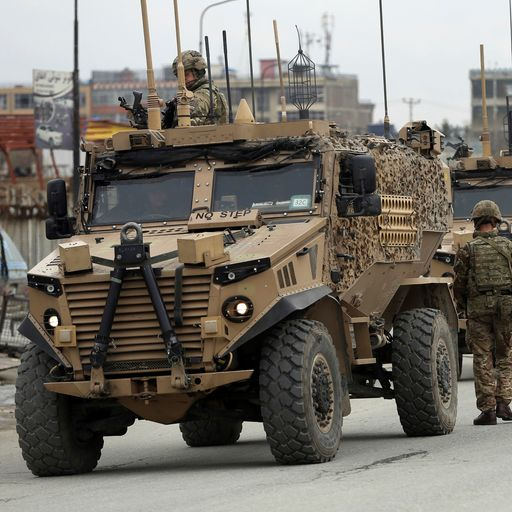 Taliban attacks intensify following the withdrawal of western forces from the region