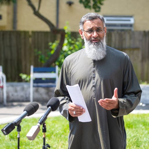 Anjem Choudary: The life of an 'appalling' extremist