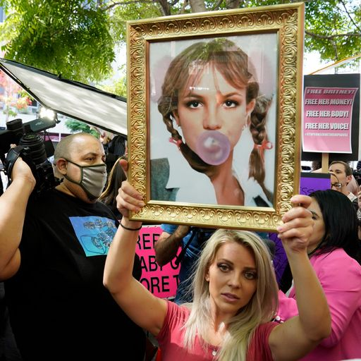 'It is vindicating': Britney's supporters believe she will soon be free from her dad