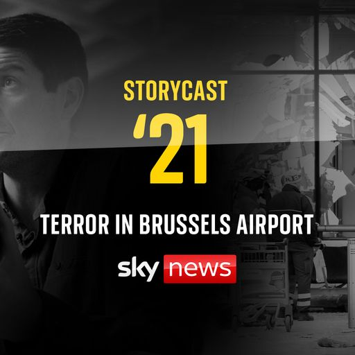 StoryCast '21: Terror in Brussels Airport