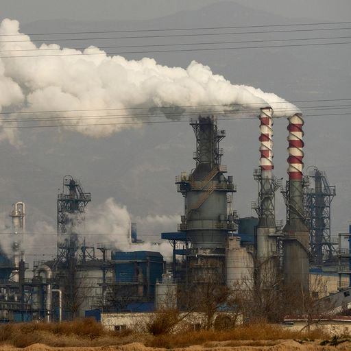 China told its choices 'will shape our shared future' ahead of climate summit