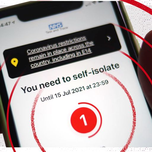 How effective is the NHS Test and Trace app?