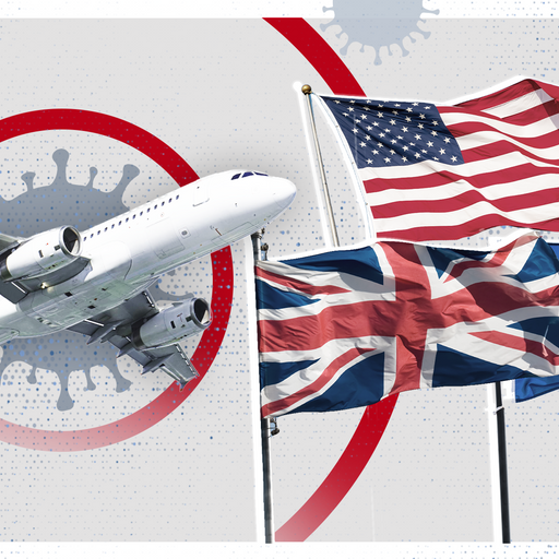 Is there a risk from variants as US and EU travellers enter the UK without quarantine?