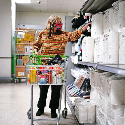 Will you have to wear a mask at supermarkets from Monday? Stores reveal guidance for shoppers