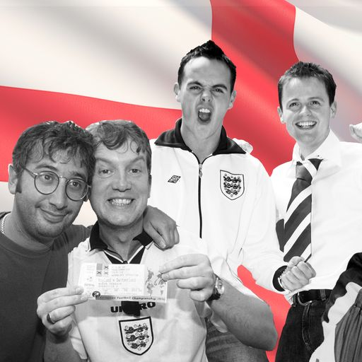 The England songs you need to know (and some you don't) ahead of final