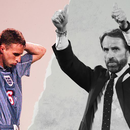 Gareth Southgate's England team will attempt to make history tomorrow. For him, it's personal