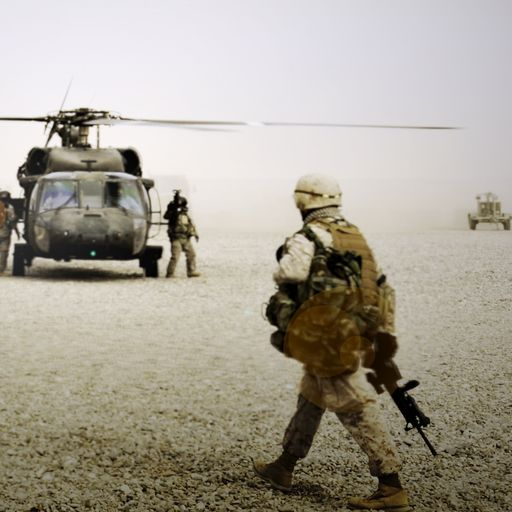 Taliban revival: Is America's forever war actually over?