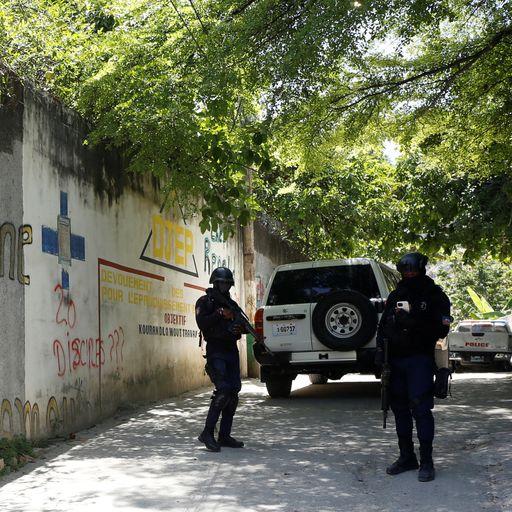 Analysis: Haiti waits for fallout of President Jovenel Moise's assassination