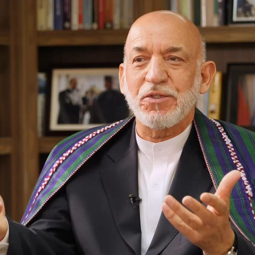 'End this failed mission' says former Afghan president Hamid Karzai as he blames US and its allies