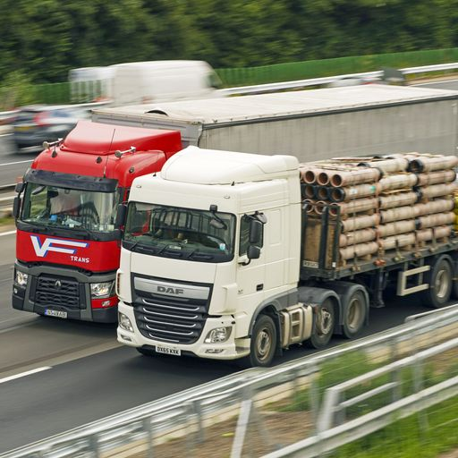 Supply crisis: Why is there an HGV driver shortage?