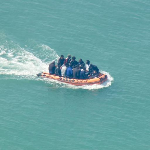 430 migrants cross Channel in one day - record daily figure