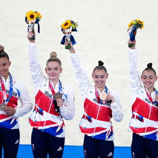 The history makers: Team GB Olympic women to watch - as they outnumber men for the first time