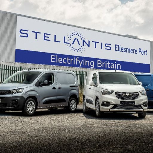 Ellesmere Port: Vauxhall plant's future secured with electric vehicle production