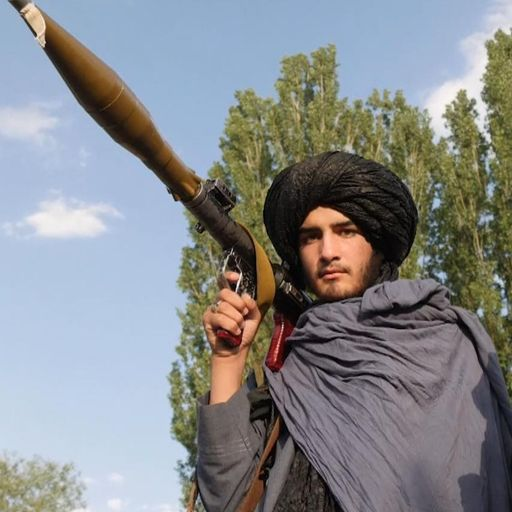 The Taliban are making gains as US pulls out - and showing off a treasure trove of weaponry