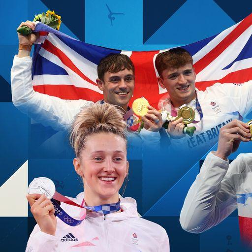 Tokyo Olympics: The full list of medal winners from Team GB so far
