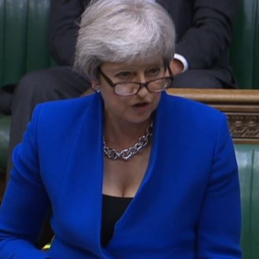 Theresa May spearheads Conservative rebellion against Boris Johnson's overseas aid cuts