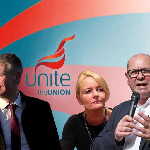 The fight for Unite as Len McClusky's reign ends
