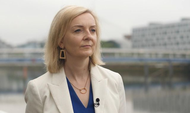 Cabinet reshuffle: Liz Truss promoted to foreign secretary as two of four top jobs go to women