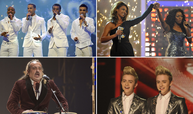 The X Factor: Bad auditions, tantrums and sobbing contestants