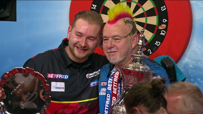 Wayne Mardle feels Peter Wright could be the man to beat in the longer formats of PDC events