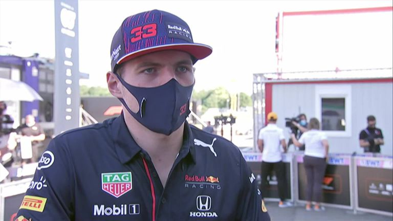 Max Verstappen does not think Lewis Hamilton wanted to make him crash at Silverstone but feels that the penalty received was not severe enough in regard to the loss of points in the Championship