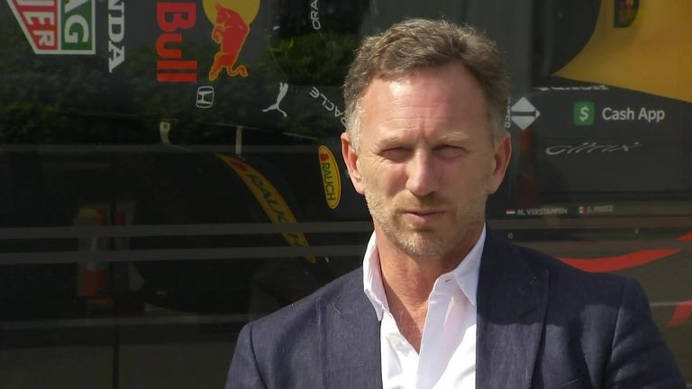 Red Bull Team Principal Christian Horner says the team are not taking Max Verstappen's 32 point lead for granted as they head into the British Grand Prix weekend.